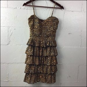 Romeo & Juliet  Couture Leopard Print NWT